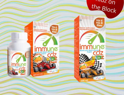 Introducing Inzpire Gen Immune CDZ Kidz